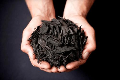 best black mulch