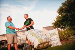 Dirt delivered straight to your garden in KW, Cambridge, and Guelph