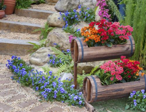Unique and Easy Garden Ideas