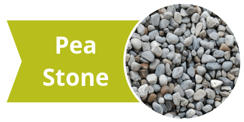 "Pea Stone in Kitchener Playground Rocks in Waterloo 3/8"" Pea Stone in Cambridge"