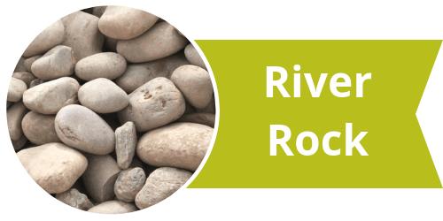 "River Rock in Kitchener 1"" - 2"" River Stone in Waterloo"